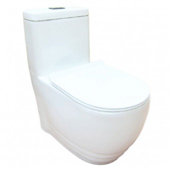 Baron toilet bowl W-368A toilet bowl city singapore