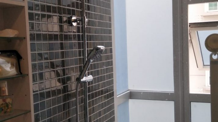 Bathroom Accessories Rainshower Installation In Singapore Condo – Michael Road